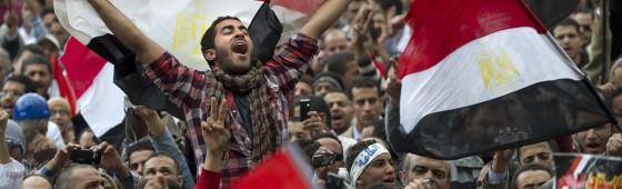 EGYPT: THE UNFINISHED REVOLUTION?
